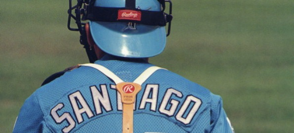 <strong>Catcher: Benito Santiago (2004)</strong>