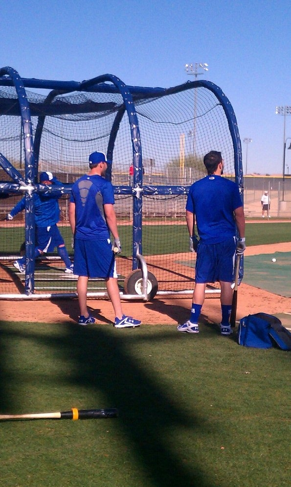 Billy Butler BP