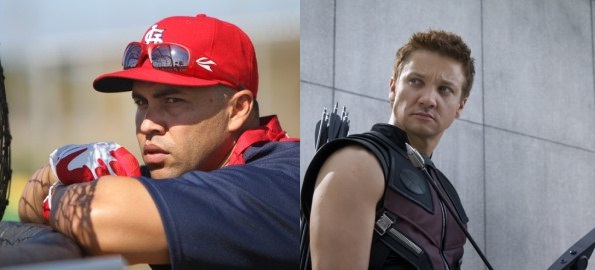 <strong>Carlos Beltran/Hawkeye</strong>