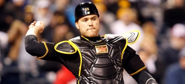 10: Russell Martin, Pirates