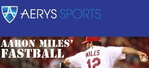 <b>Aaron Miles Fastball</b>