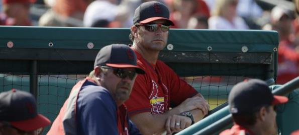 Questioning Mike Matheny: Five Out Save