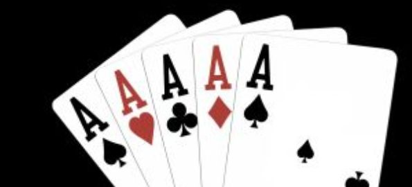 card game aces