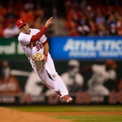 St. Louis Cardinals Surprise Player: Aledmys Diaz