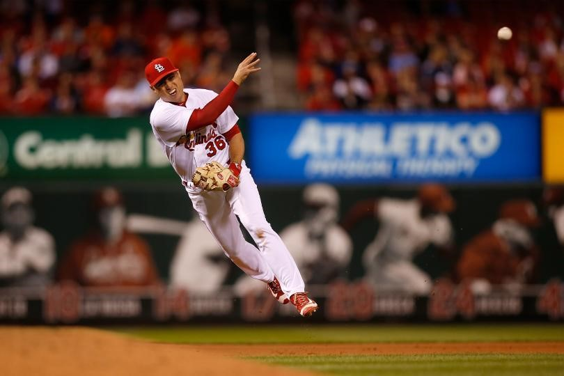 St. Louis Cardinals Surprise Player: Aledmys Diaz