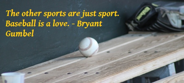 why is baseball important to me