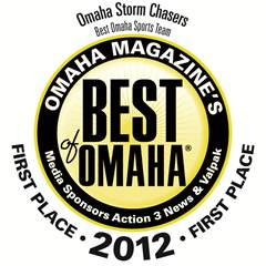 Chasers Collect Fourth-Straight 'Best of Omaha' Award