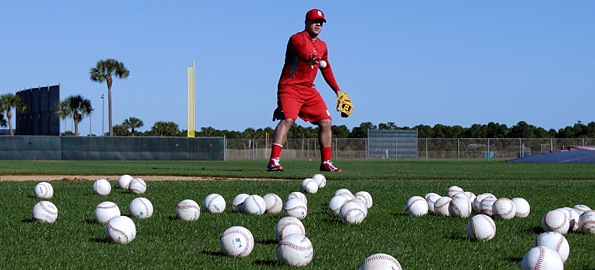 Cardinals Spring Baseball