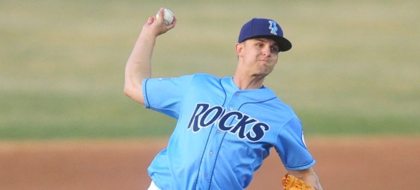 Royals MiLB Pitcher Of The Year Christian Binford