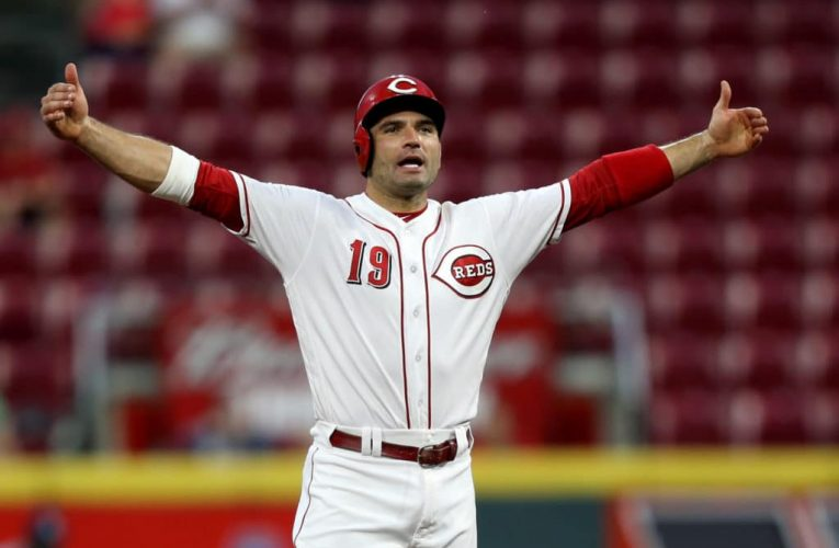 Filling The Void: Votto Pops Out