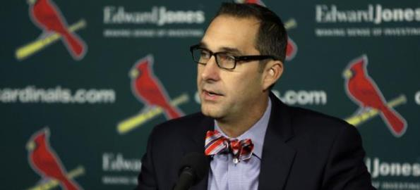 St. Louis Cardinals General Manager Mozeliak Answers A Few Questions