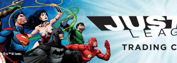 Bike Spokes and Shoe Boxes – Cryptozoic To Offer Exclusive Justice League Trading Cards!