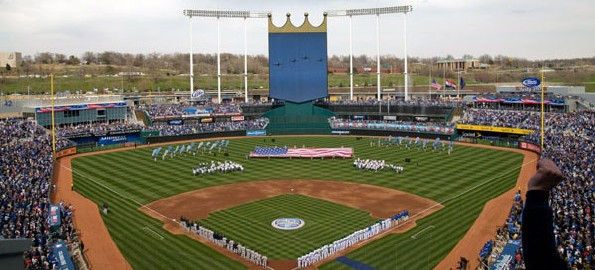 Kauffman Stadium