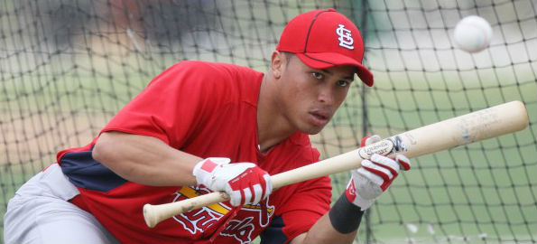 Cardinals Roster Move: Wong Up, Hazelbaker Down