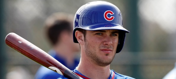 Bike Spokes And Shoe Boxes Topps Announces Kris Bryant