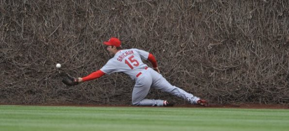 Cardinals Randall Grichuk and Jhonny Peralta Ranked By MLB Network