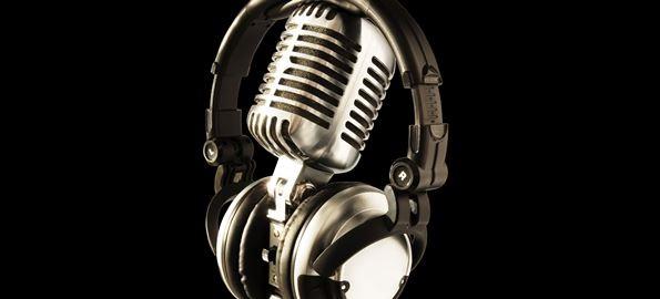 RetroMicrophone