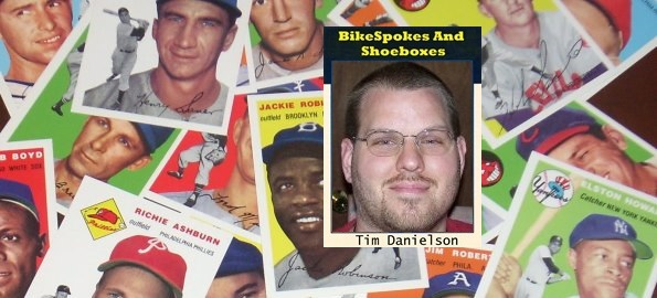 Bike Spokes and Shoe Boxes –  Topps Dynasty Crossovers!
