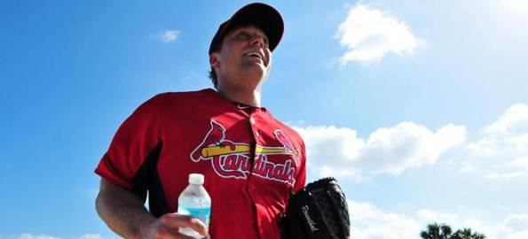 Trevor Rosenthal - photo from FoxSportsMidwest