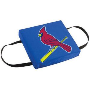 Your Cardinal Seat Cushion May Be Used For Bludgeoning