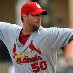 Adam Wainwright Shows Promise on Opening Day