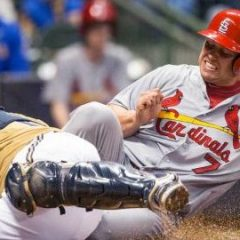 Cardinals/Brewers: Three thing to walk with