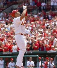 Pujols Makes History Once Again