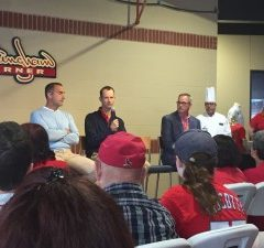 St. Louis Cardinals President Talks Ballpark Village Expansion