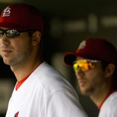 St. Louis Cardinals never got to fully enjoy Chris Carpenter, Adam Wainwright era