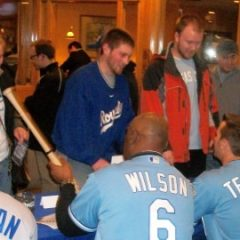 The 2012 Royals Caravan Visits Springfield, Missouri