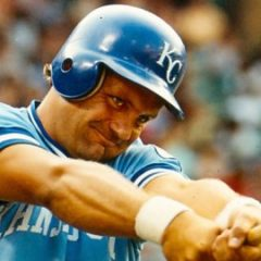 George Brett Takes Over As Hitting Coach