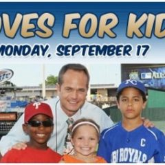 Gloves For Kids In Kansas City Monday 9-17