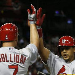 Jay Reignites Cardinals While Quieting Critics