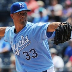 The Evolving Kansas City Royals: The Pitching