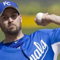 The 2012 Kansas City Royals starting rotation: How big of a question mark is it?