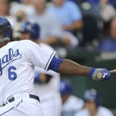 I really like this Lorenzo Cain fellow