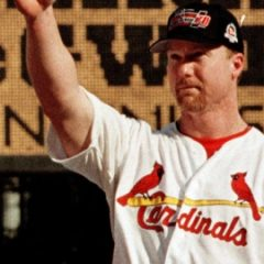 McGwire Is Better Off Without The Hall