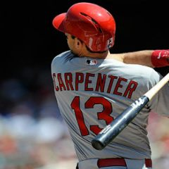 Can Matt Carpenter Win the MVP This Year?