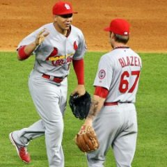 John Axford not enough for St. Louis Cardinals to give up Michael Blazek