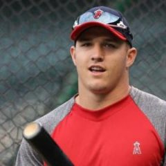 Triple Play: Mike Trout, Joe Mauer, Todd Helton
