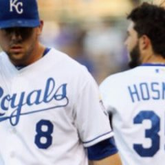 Moustakas and Hosmer giving hope to Kansas City Royals' nation