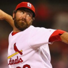 Jason Motte and Cardinals Reach Agreement