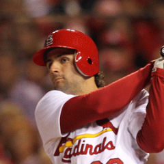 Pete Kozma is the new Yadier Molina?