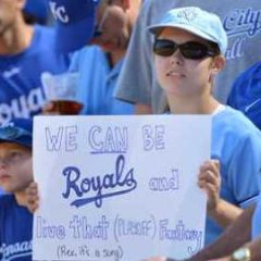 Home finale was biggest moment in Royals history since 1985