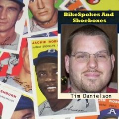 Bike Spokes and Shoe Boxes – 2013 Topps Tier One review