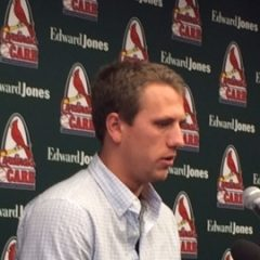 A Quick Second With Stephen Piscotty