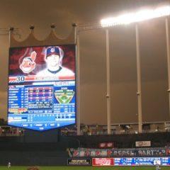 A Rainy Week Not Good On The Royals' Bats