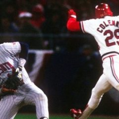 2011 Hall Of Legends Inductee: Vince Coleman