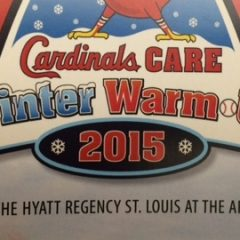 2015 Cardinals Care Winter Warm-Up Progressive Blog – Day 1