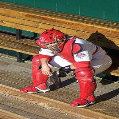 No longer sitting on the sidelines, this is Yadi's team
